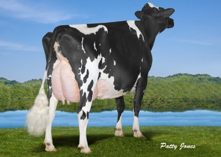 5th dam: Regancrest S Celebrity EX-94-CAN 20*